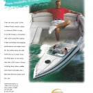 1998 Crownline Boats Color Ad- Larry Bird & His Crownline 266 CCR