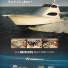 2007 Hatteras Yacht Color Ad- The Hatteras 64C Enclosed Flybridge