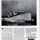 "1941 Matthews Yacht Company Ad- The Matthews ""50"" Standard"