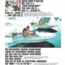 1969 Johnson Motors Color Ad- The Sea- Horse 25 HP.