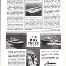 1968 Lyman Boat Works Ad-Express- Islander- Sportsman