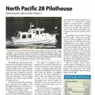 2009 North Pacific 28 Pilothouse Trawler Review & Specs- Photo