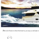 2009 Horizon Vision 74 Yacht 2 Page Color Ad