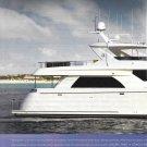 2009 Ocean Alexander 68' Yacht 2 Page Color Ad