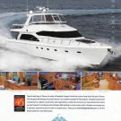 2010 Hampton Yachts Color Ad- The 680 Pilothouse
