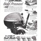 1953 Scott- Atwater Outboard Motors Ad- 7.5- 5- 10 & 16 HP.