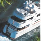 2004 Trinity Yachts 2 Page Color Ad- The 142' Motoryacht Relentless