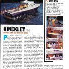 2012 Hinckley T34 Dayboat Review & Specs- Photo