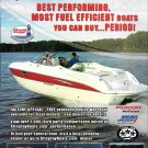2006 Stingray Powerboats Color Ad