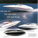 1998 Caravelle Boats Color Ad- Interceptor 212 & 232 - 209 Bow Rider