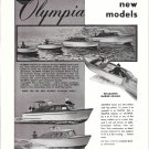 1954 Olympia Yachts Ad- 12 New Models