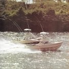 1972 Bertram Yachts 2 Page Color Ad- The 35' Convertible