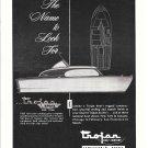 1956 Trojan Boat Company Ad