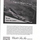 1962 Chubb & Son Insurance Ad-Great Aerial Photo of Nassau Bahamas