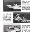 1971 Carver 2285- Chris- Craft Commander-Chris- Craft Catalina New boats Ad- Photos