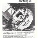 "1971 Bristol Yachts Ad- The Bristol 30 ""Trump"""