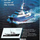 1988 Delta Marine Industries Color Ad- Delta 105' Motor Yacht