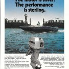 1975 Evinrude Motors Color Ad- The 135 HP Silver Starflite