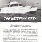 1965 Hatteras Fifty Yacht Review & Photos
