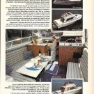 1977 Bayliner Marine Corp Color Ad- Bounty- Encounter & Montego