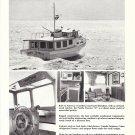 1974 Pacific Trawler Corp. Ad- The Pacific Trawler 37