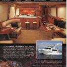 2003 Hampton Yachts Color Ad- The Hampton 550 Pilothouse