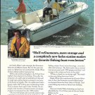 1984 Grady- White Boats Color Ad- The 204- C Overnighter
