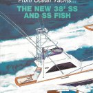 Old Ocean Yachts 2 Page Color Ad- The 38 SS & SS Fish