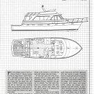 1983 Egg Harbor 60' Yacht Fisherman Review & Specs