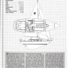 1983 Cape Dory 31 Cutter Boat Review & Specs