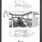 1979 Cheoy Lee Shipyards Ad- The Cheoy Trawler 35