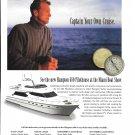 2004 Hampton Yachts Color Ad- The 680 Pilothouse
