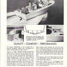 1966 Stamas Boats Inc Ad- The V-26 Americana