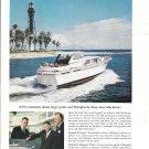 1967 Owens- Corning Fiberglas Color Featuring Chris- craft 47' Commander Yacht