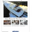 1994 Cruisers Boats Color Ad- The New 3570 Express
