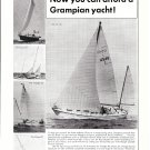 1967 Grampian Marine Limited Ad- U.S. 46- Classic 31-Triangle 32- Classic 37-Triangle 40
