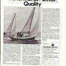 1967 Pearson Yachts Ad- The Pearson 35