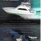 1998 Viking Yachts Color Ad- The Viking 55' Convertible