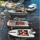 1974 Silverline Boats Color Ad-Comoro- Antigua- Grand Bahama