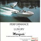 1977 Marquis Boats Color Ad