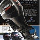 2004 Suzuki Marine Color Ad- The 4 Stroke 250 HP Outboard Motor
