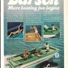 1973 Larson Boats Color Ad