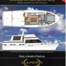 1986 Gulfstar Yachts Color Ad- The 49' Aft Deck Motor Yacht