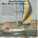 1977 Pearson Yachts Color Ad- The Pearson 28