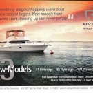 2007 Hatteras 60 Convertible GT Tournament Edition Yacht Color Ad