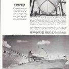 "1959 Enterprise Marine 35' Sport Fisherman ""Doodle III"" Ad- Nice Photos"