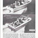 1967 Stamas Boats Ad- V-26 & V-24