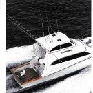 1993 Huckins 70' Yacht Review & Specs- Nice Photos