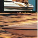 1994 Donzi Marine 2 Page Color Ad- Nice Photo of 33ZX