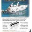 2004 Rinker Boats Color Ad- Nice Photo of Fiesta Vee 312